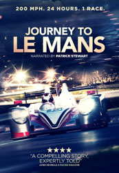 Journey to Le Mans Poseter